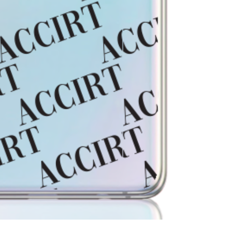 accirt clear black