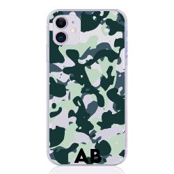 natural camouflage letter low