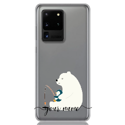penguin and bear name low