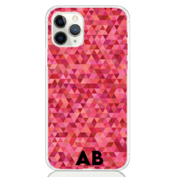 pink camouflage letter low