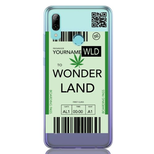 ticket green wonderland