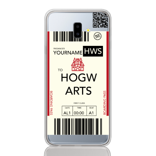 ticket hogwarts