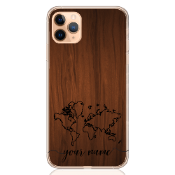 world map wood name low